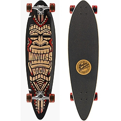 Longboard Mindless Tribal Rogue III V3 black/red