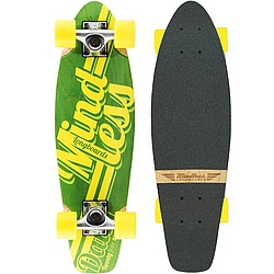Longboard Mindless Daily Stained green/yellow
