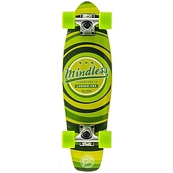 Longboard Mindless Stained Daily II green