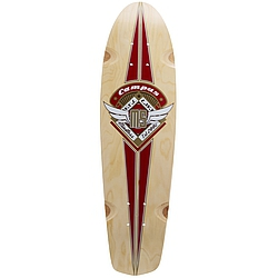 Skate deska Mindless Campus II Deck red