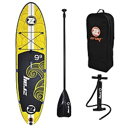 Paddleboard komplet Zray X1 9,9 x 30 x 6 yellow/black