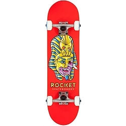 skateboard komplet Rocket Mini Mask Pharaoh red