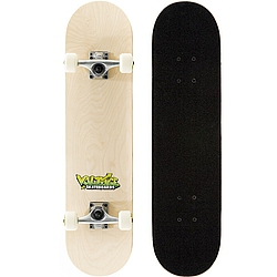 skateboard komplet Voltage Graffiti Logo Complete yellow/na