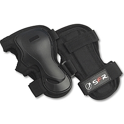 chrániče SFR Double Sprint Wrist Guard black
