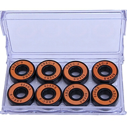 ložiska Shock Bearings ABEC 9 Classic orange