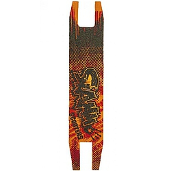Griptape Slamm Die Cut Grip Tape orange