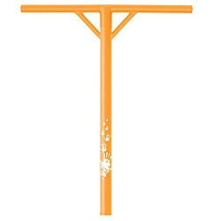 Řidítka Slamm One Piece Back Sweep Y-Bar orange