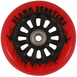 kolečko Slamm Ny-Core Wheels red