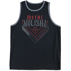 tílko Metal Mulisha Transfer black