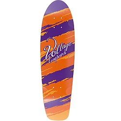 Skate deska Voltage Cruiser Deck orange
