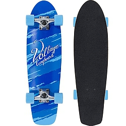 Longboard Voltage Cruiser blue/blue