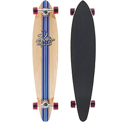 Longboard Voltage Big Pintail blue
